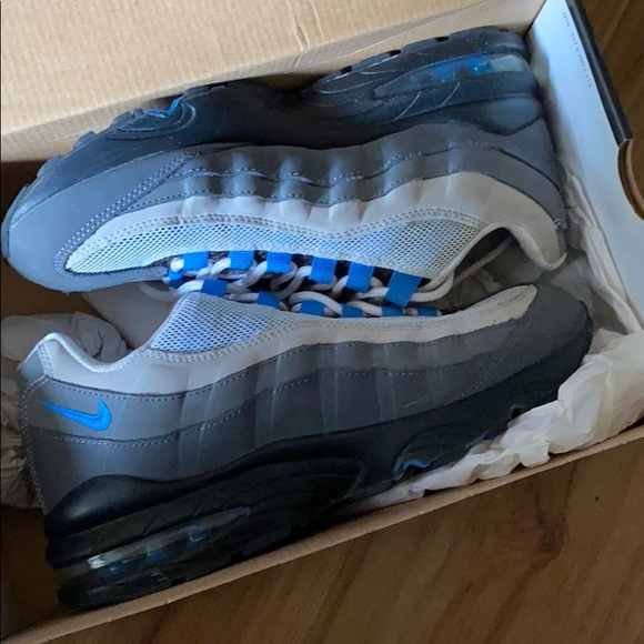 Nike Shoes | Air Max 95 Vnds Worn Once